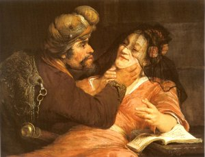 arent de degelder_judah-tamar 1667